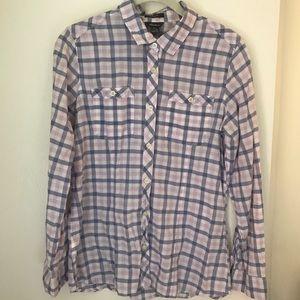 Eddie Bauer Classic Fit Button Down Shirt